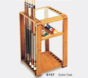 BILLIARD RACKS