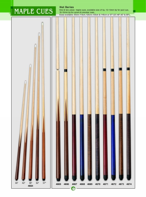 MAPLE CUES